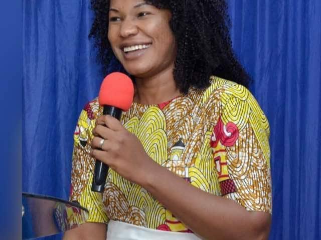 Pastor Himidi Nwaka Mbewe first born of the Nwaka's